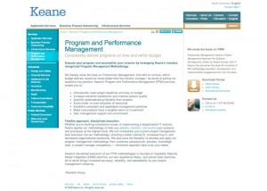 Keane IT Optimize Interior