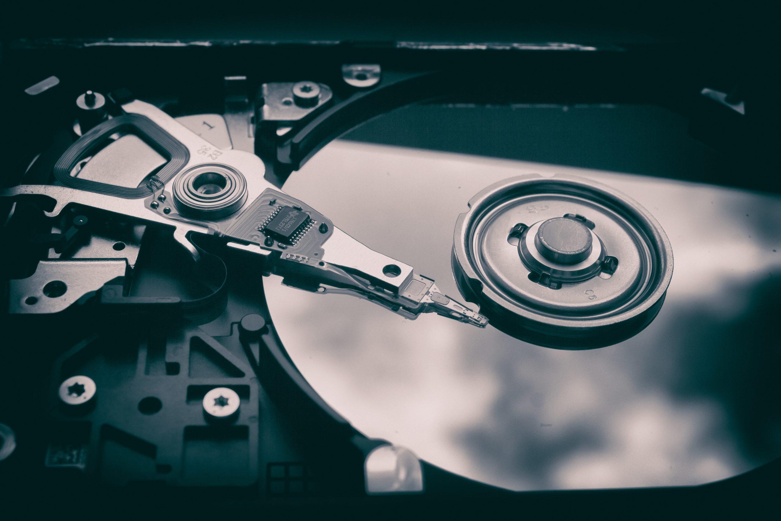 data disk